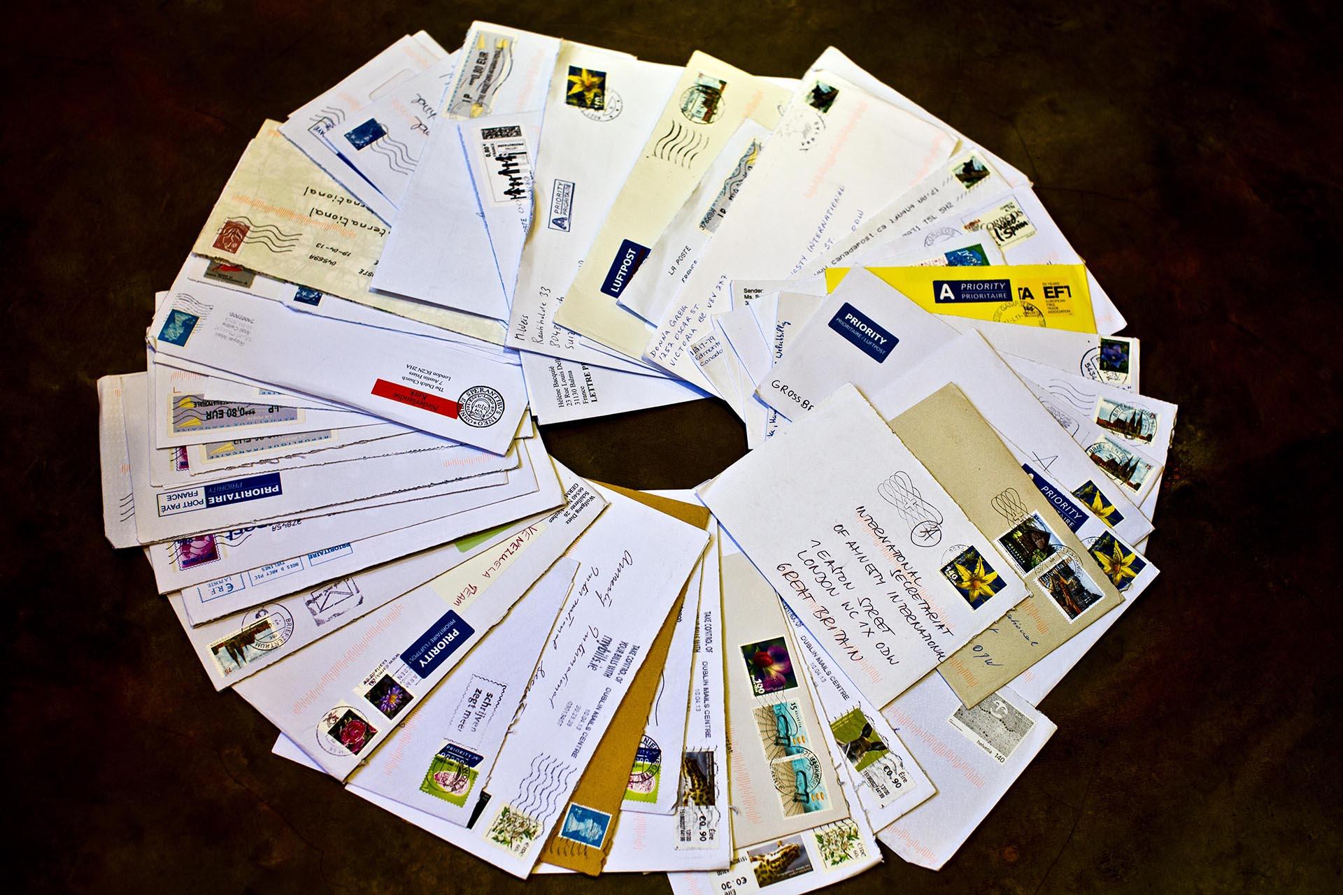 Lettres de soutien – Campagne Amnesty International