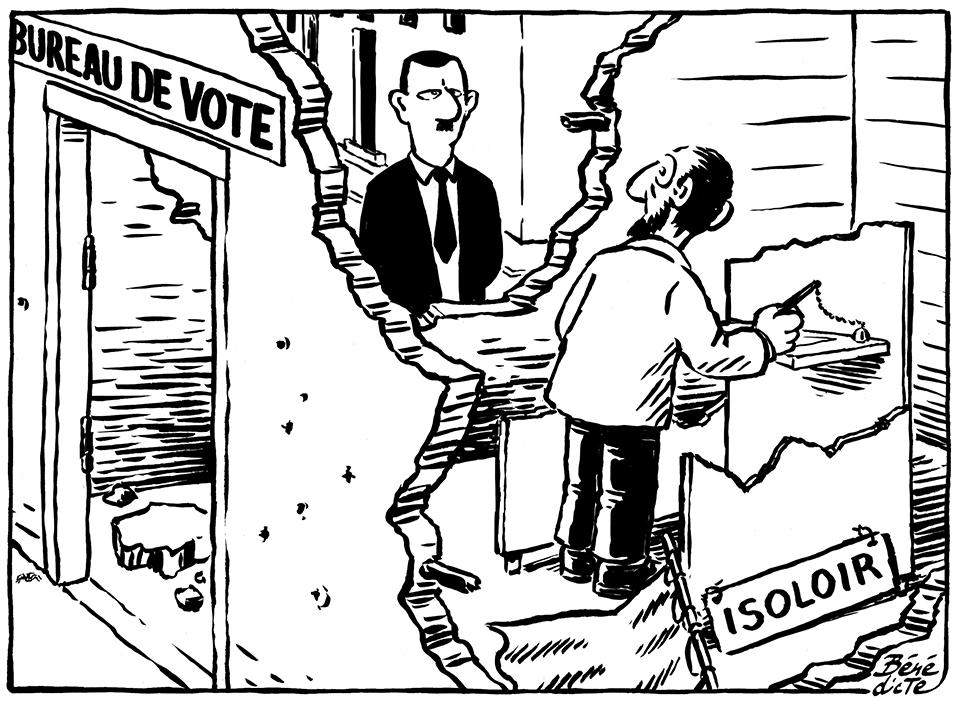 (Suisse), paru dans Le Courrier