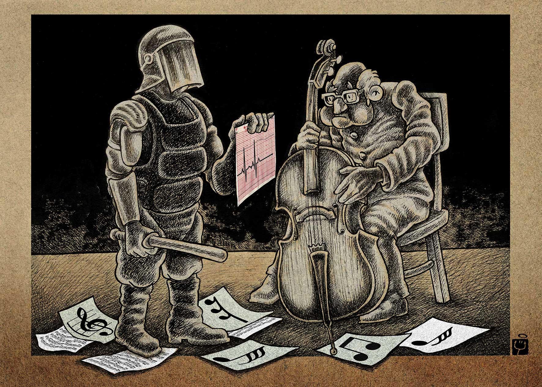 SHAHROKH-HEIDARI-cartoonist-3