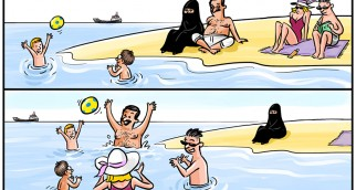 OSAMA HAJJAJ-EI-ISIS-FEMME-VOILE-BD-20150505