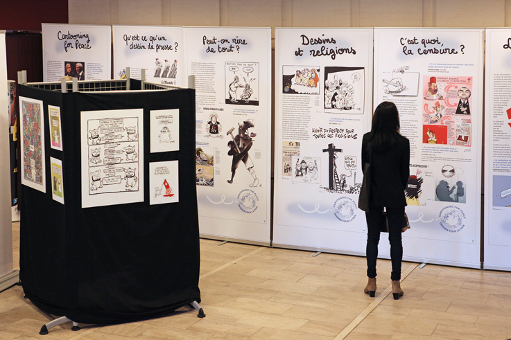 Tribunes de la Presse de Bordeaux (2013)