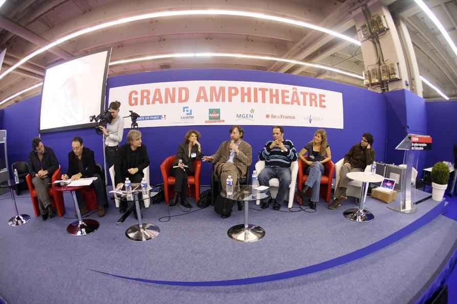 Salons de l'Žducation – 28 novembre 2008 – Paris