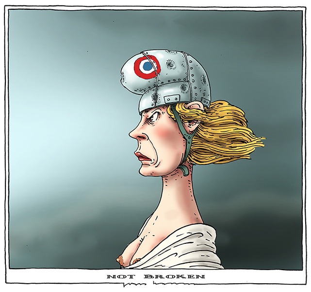 "Joep Bertrams (The Netherlands) – published in ""De Groene Amsterdammer"""