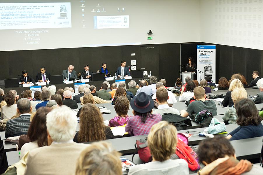 Débat «Jeunesse et Liberté dans le Monde arabe» – Université de Strasbourg, 16 décembre