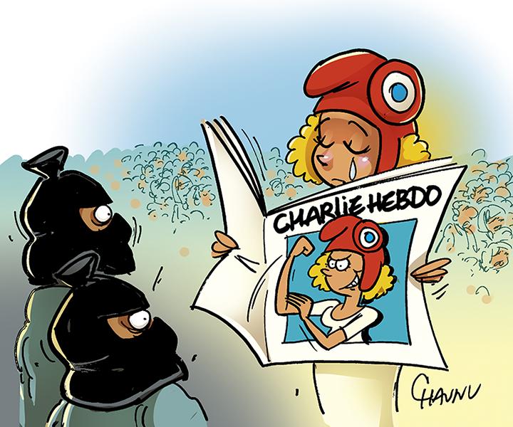 Chaunu (France) – publié dans Ouest France