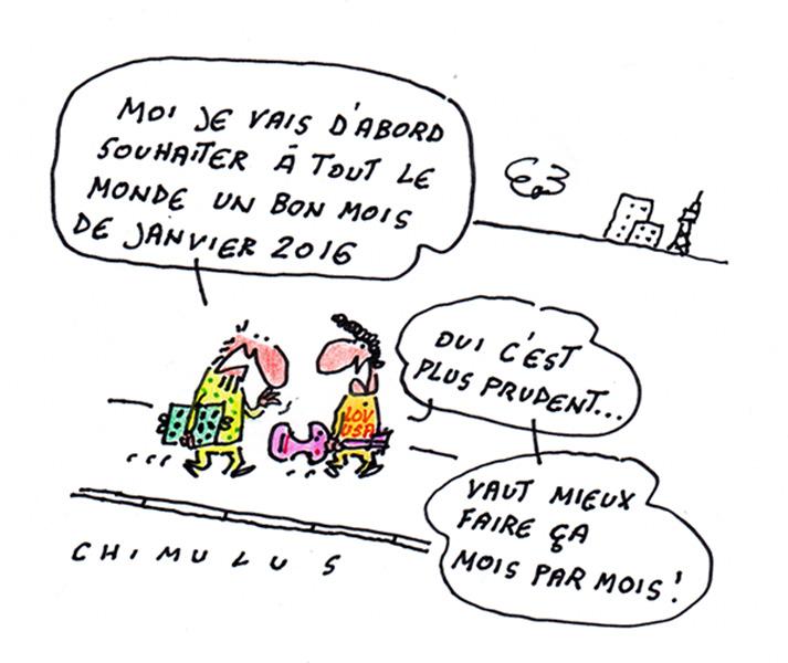 Bonne Annee 2016 Cartooning For Peace