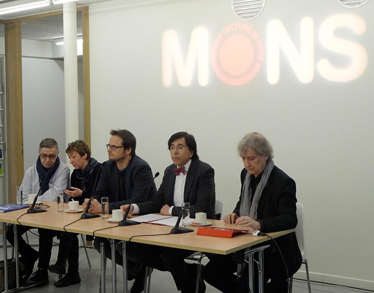 Conférence de presse, le 19.02.2016