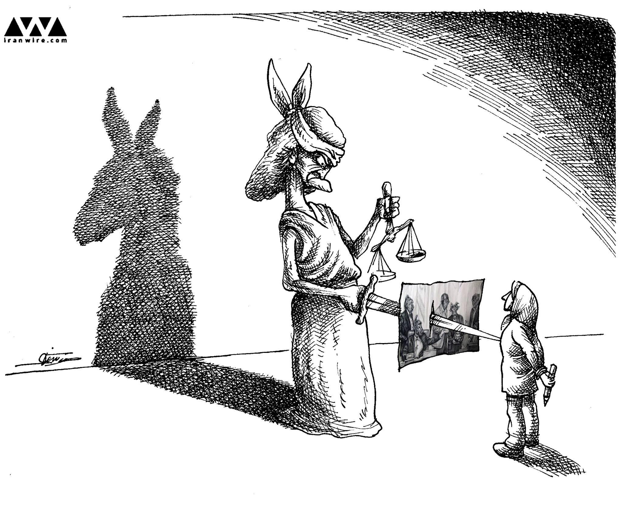 Mana Neyestani (Iran / France)