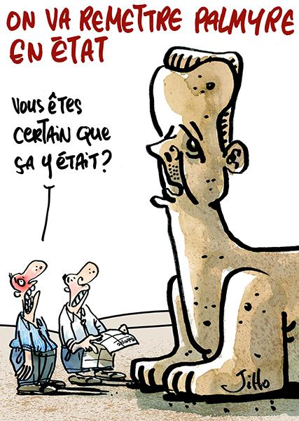 Jiho (France), published in Marianne