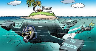 PARESH-PANAMA PAPERS-PARADIS FISCAL-THE KHALEEJ TIMES DUBAI-HD-1604 bd