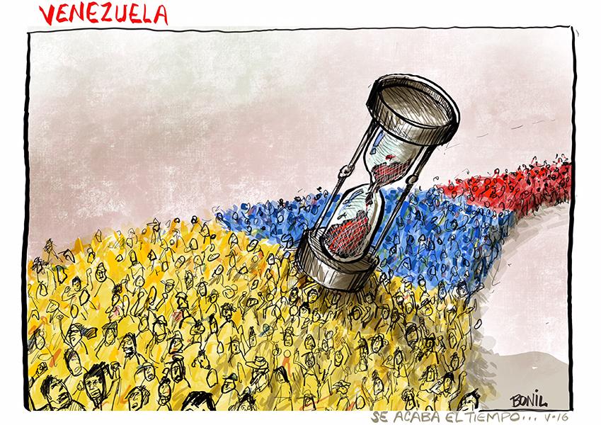 Bonil (Equateur), publié dans El Universal