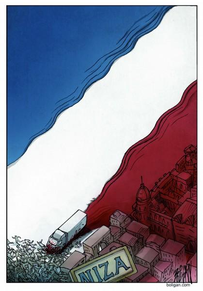 Boligán (Mexico), published in El Universal