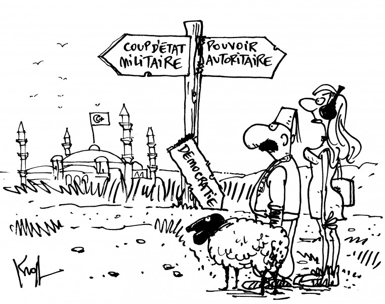 Kroll (Belgium), published in Le Soir