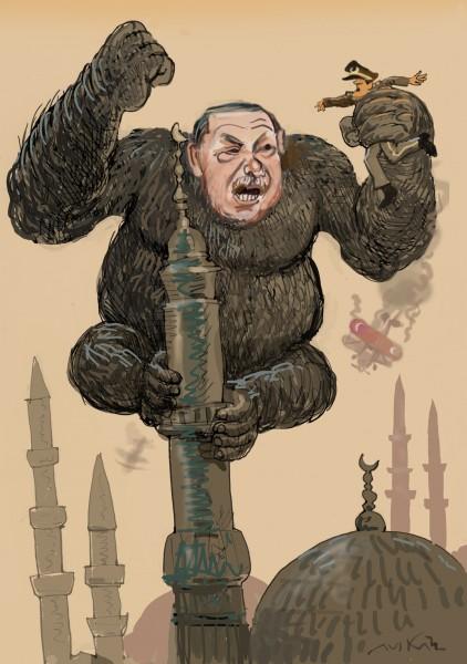 Avi Katz (Israël), publié dans Jerusalem Report