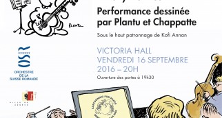 Concert Cartooning for Peace-Affiche-V7