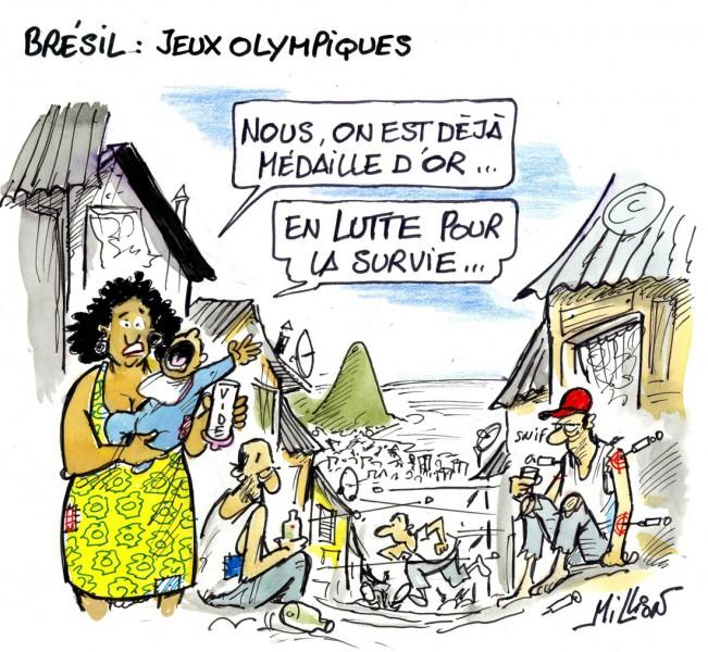 Million (France), paru sur Millioncartoons.com