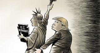 """""""Démocratie des États-Unis"""""""
