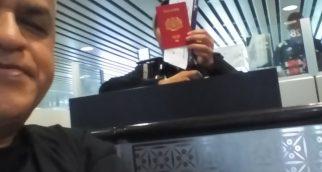 Zunar interdit de voyager