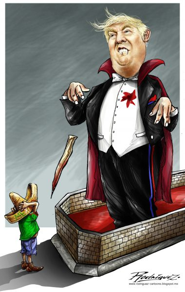 Rodríguez (Mexique / Mexico), Cartoon Movement