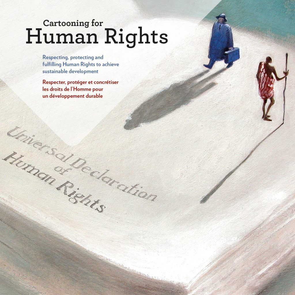 Cartooning for Human Rights