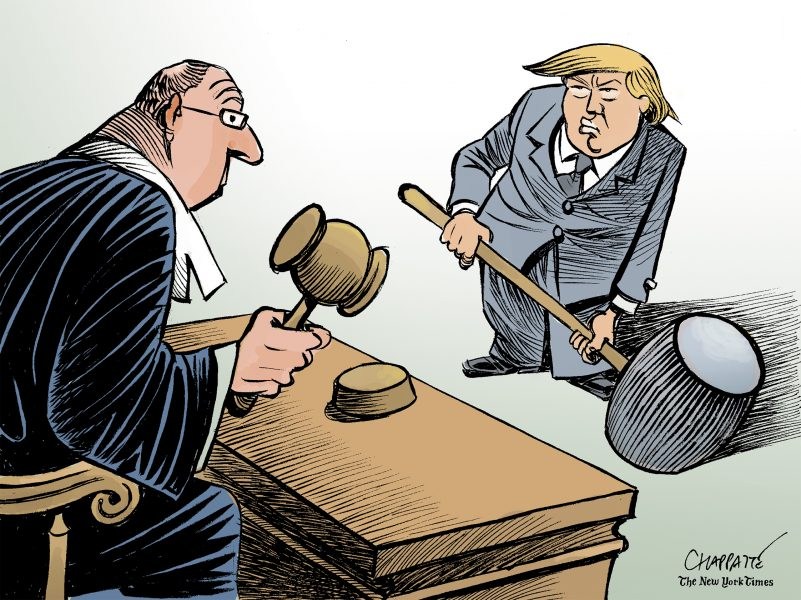 Chappatte (Suisse/Switzerland), The New York Times