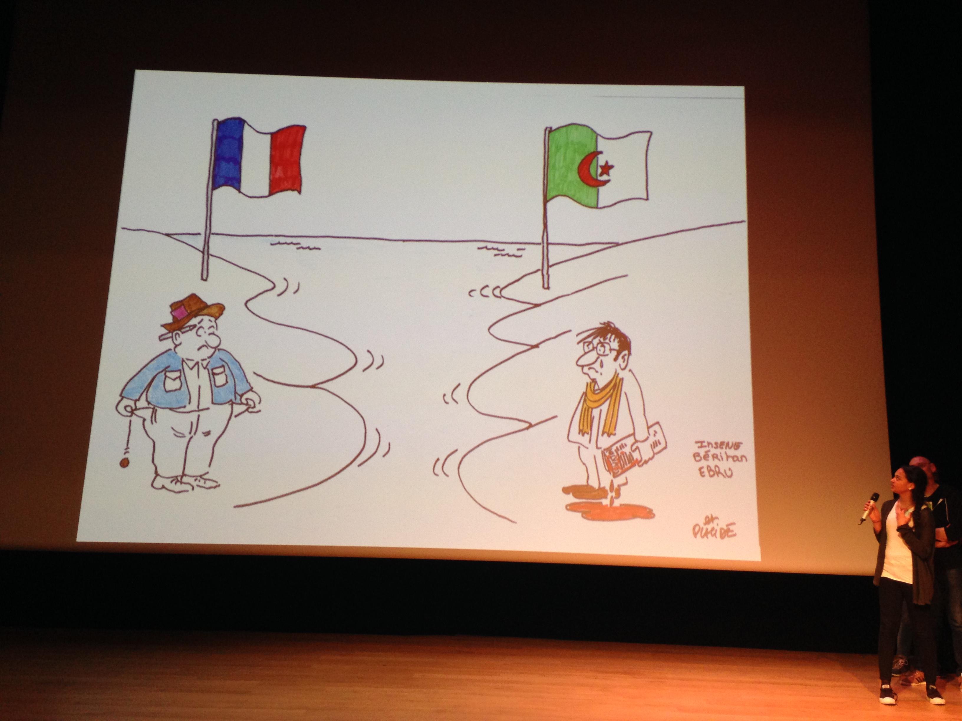 Atelier pédagogique et exposition Cartooning for Peace4
