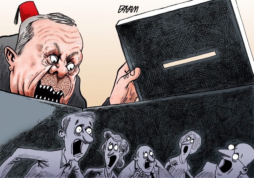 Payam (Iran), Cartoon Movement