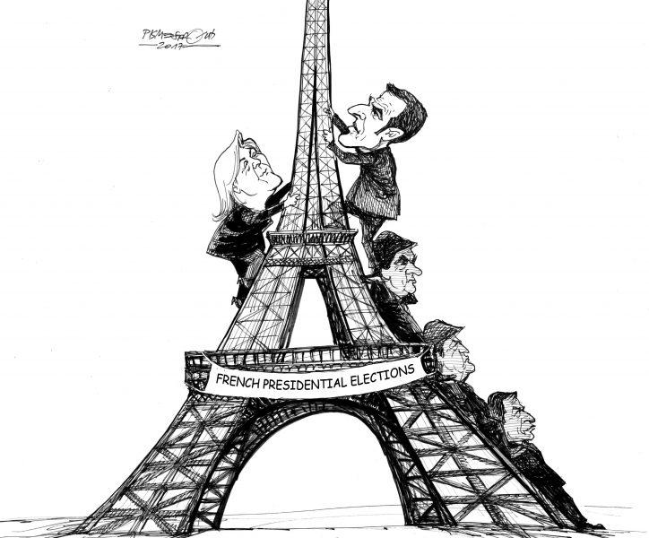 Pismestrovic (Autriche / Austria), CagleCartoons.com