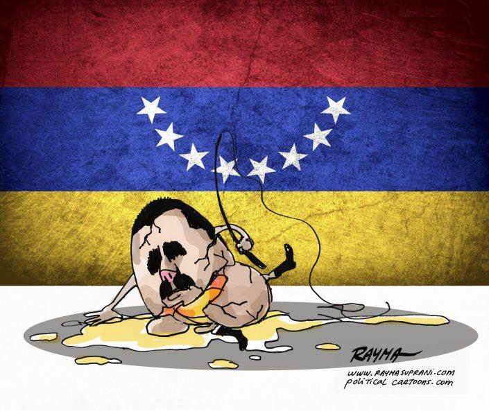 Rayma (Venezuela), Caglecartoons.com