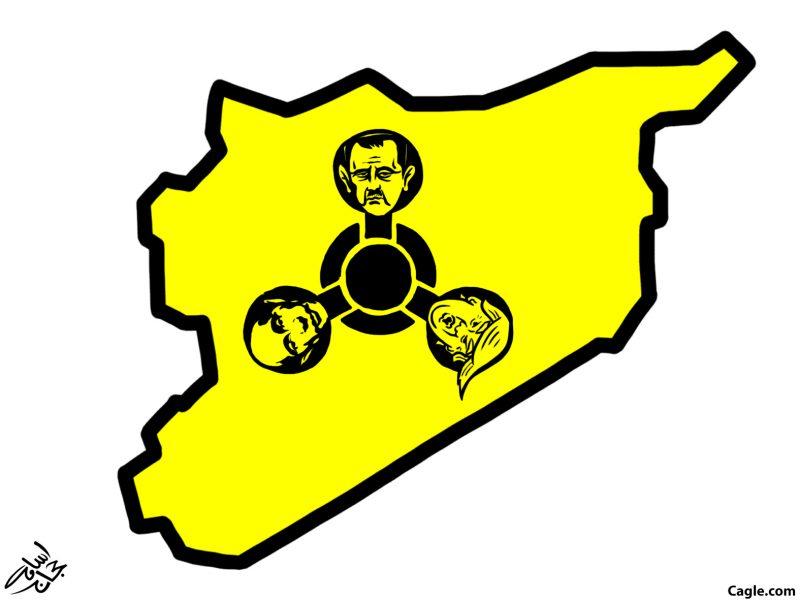 Osama Hajjaj (Jordanie / Jordan), CagleCartoons.com