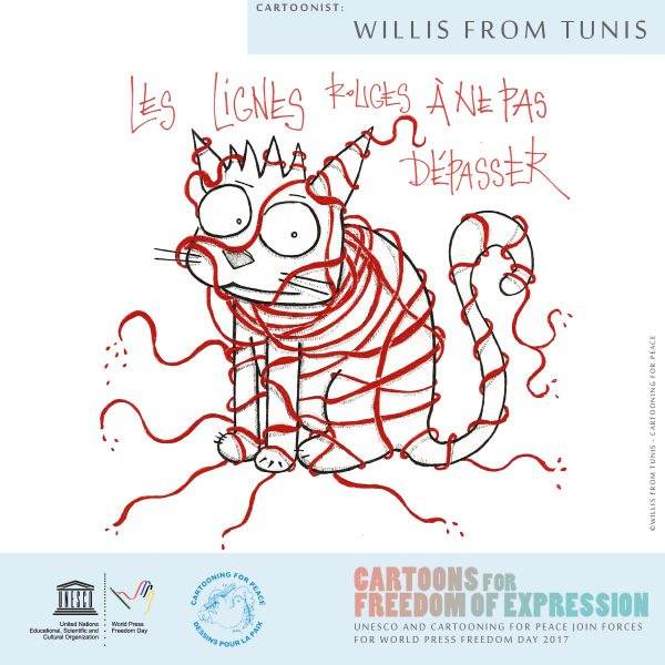 WILLIS FROM TUNIS