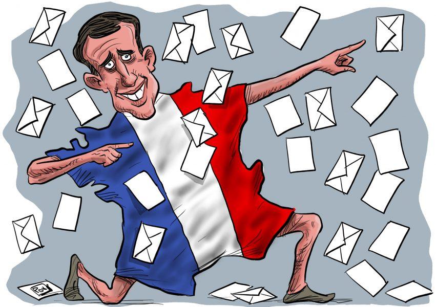 Pov (Madagascar), L'Express de Maurice