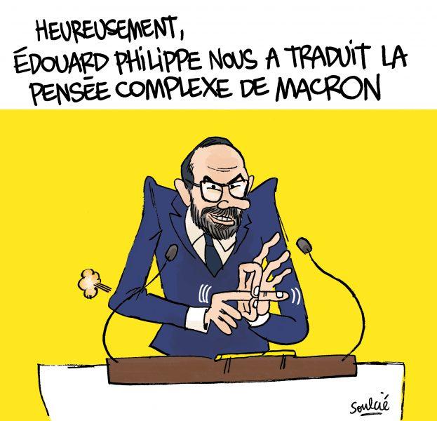 Soulcié (France), Le Revue dessinée