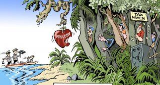 « Paradis perdu » « Paradis fiscal »