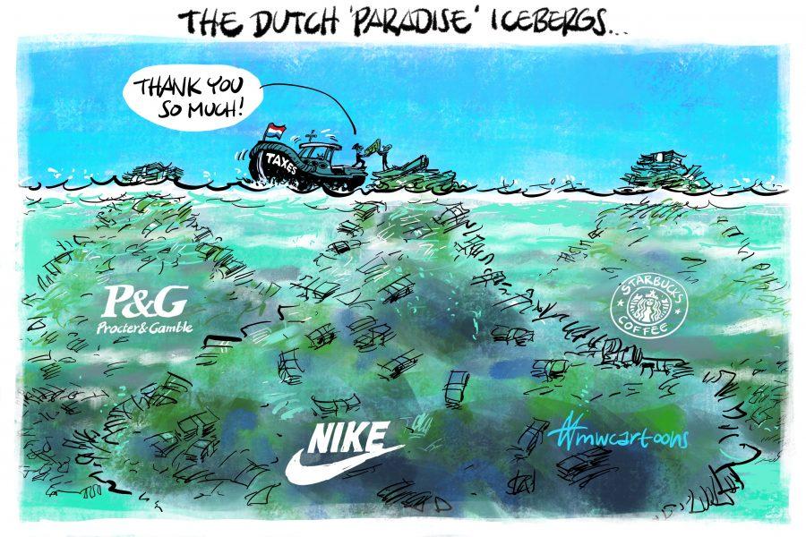 Maarten Wolterink (Pays-Bas / Netherlands), Cartoon Movement