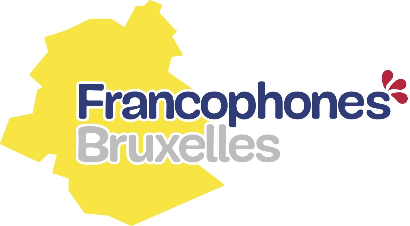3_Logo Francophones Bruxelles CMYK