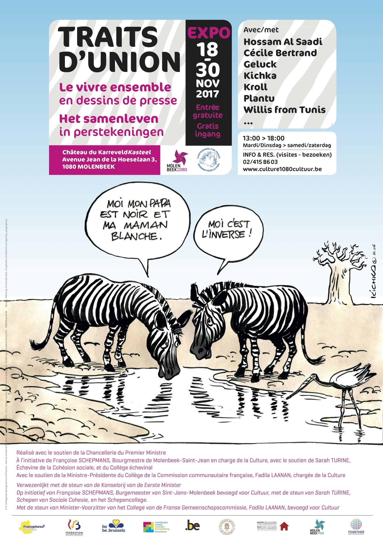 Affiche Molenbeek
