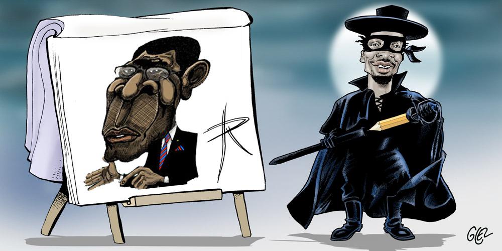 Glez (Burkina Faso), paru sur le site de Jeune Afrique