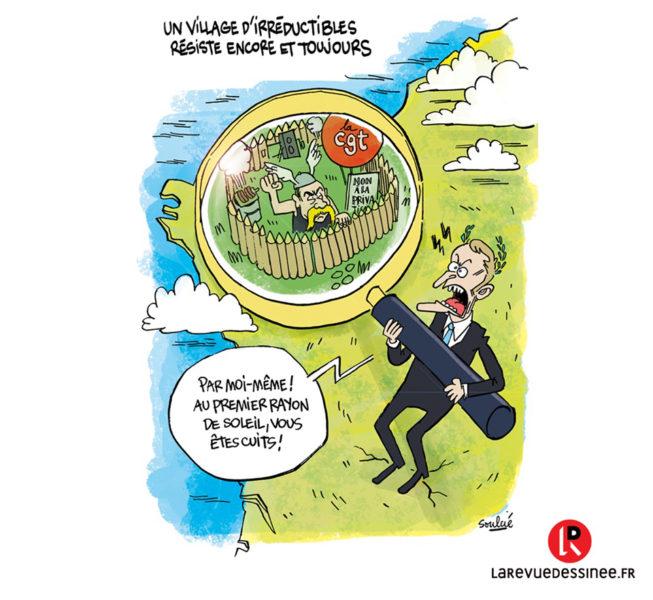 Soulcié (France), La Revue dessinée