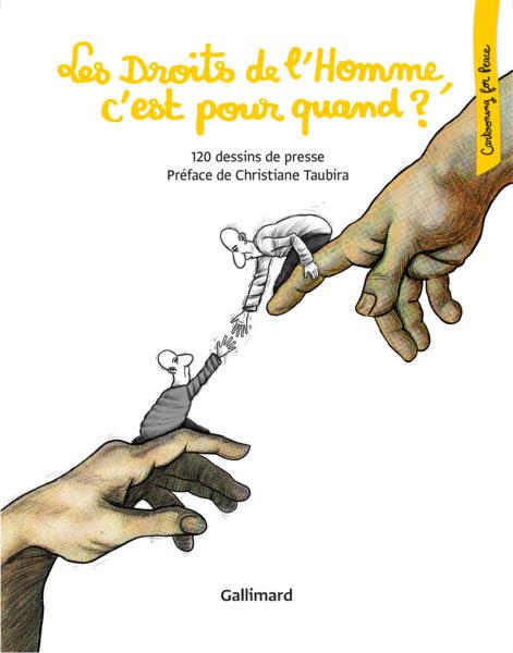 Dessin de couverture / Cover cartoon: HANI ABBAS (Syrie-Palestine / Syria-Palestine)