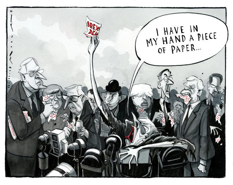 Morten Morland (Royaume-Uni / UK), Sunday Times