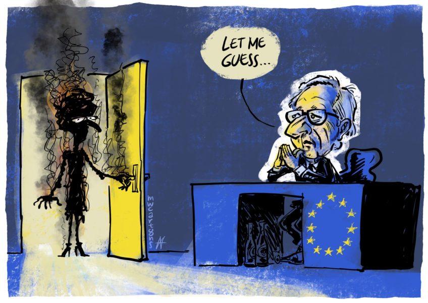 Maarten Wolterink (Pays-Bas / The Netherlands), Cartoon Movement