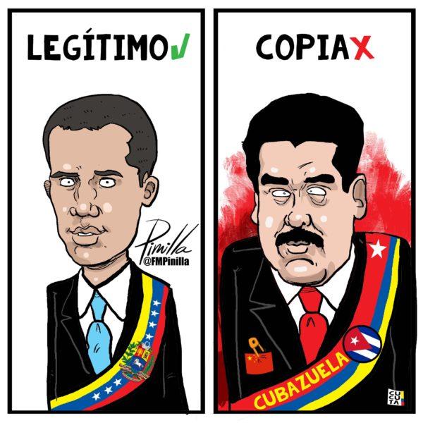 Pinilla (Venezuela), Diario Las Américas de Miami