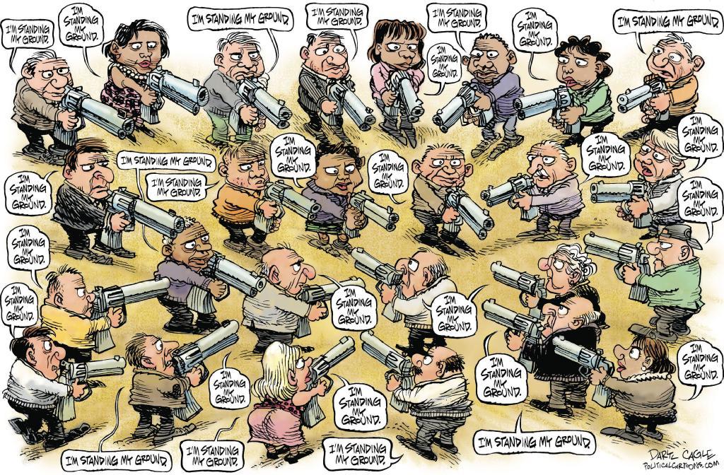 (USA), paru sur politicalcartoons.com
