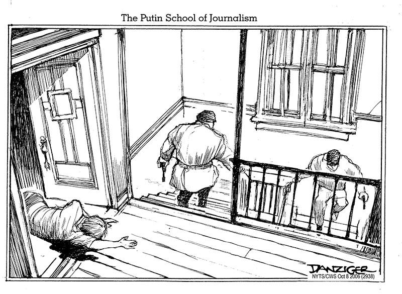 (USA), publié dans le New York Times Syndicate