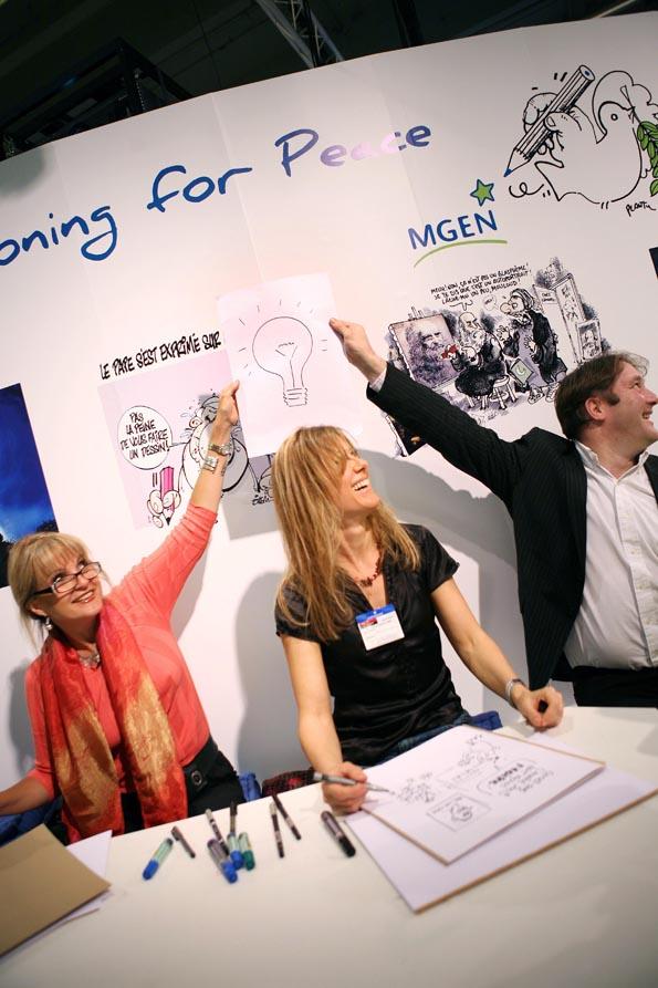 Salons de l'Žducation – 30 novembre 2008 – Paris