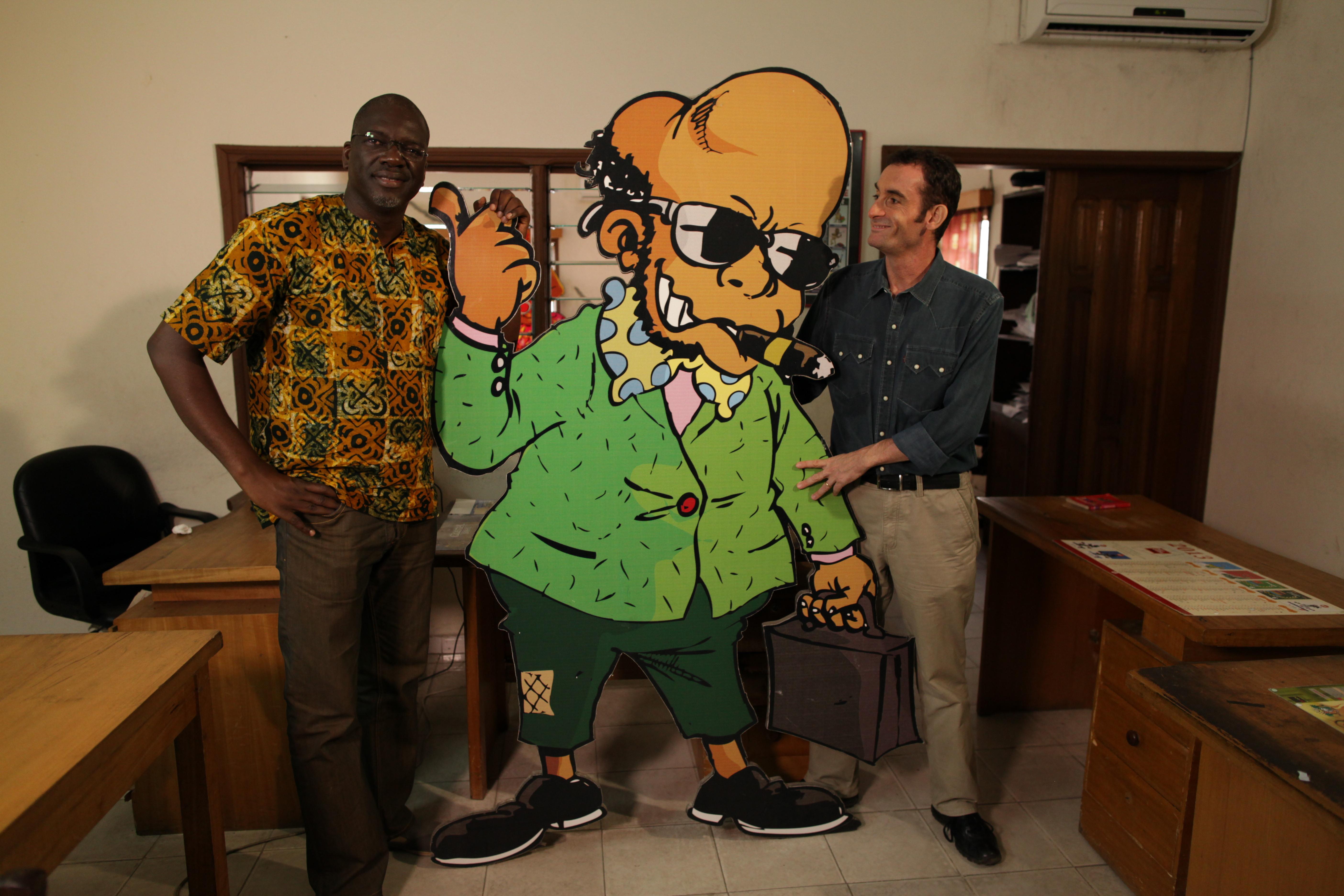 Zohoré (Ivory Coast) and Glez (Burkina Faso)