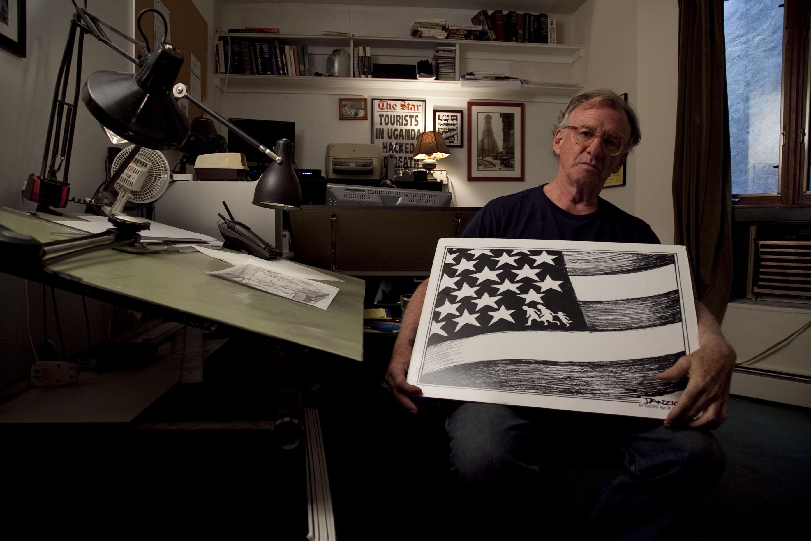 Jeff Danziger (États-Unis)