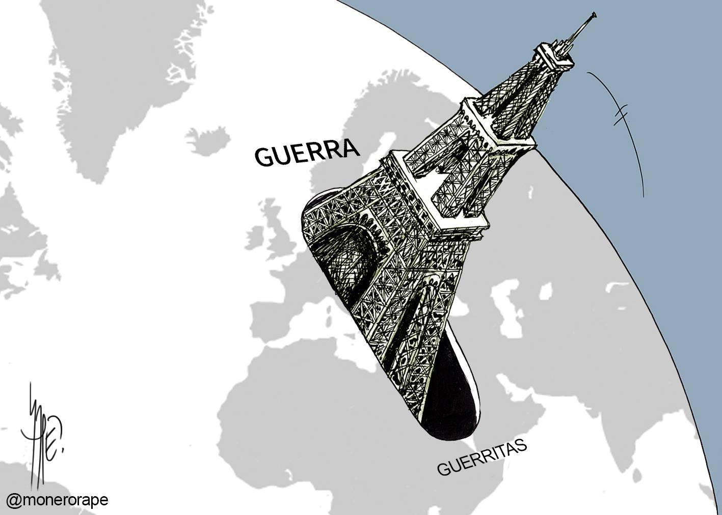 """""""Guerre"""" / """"Petites guerres"""" – Rapé (Mexico)"""