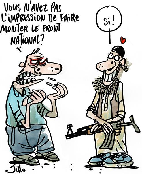 Jiho (France) – publié dans «Marianne»